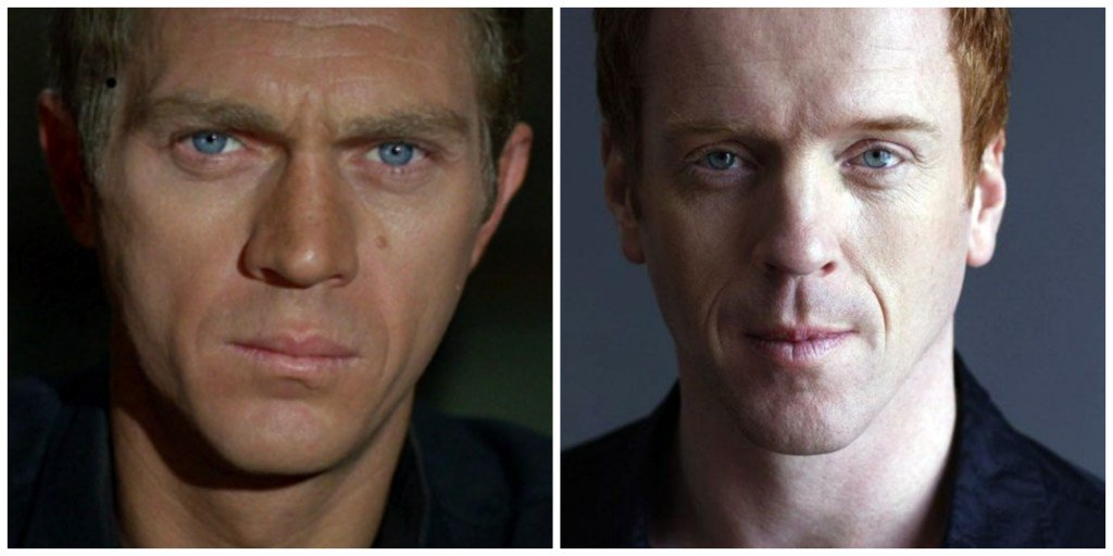 """Damian Lewis on Twitter: """"And Damian Lewis as....Steve McQueen ..."""