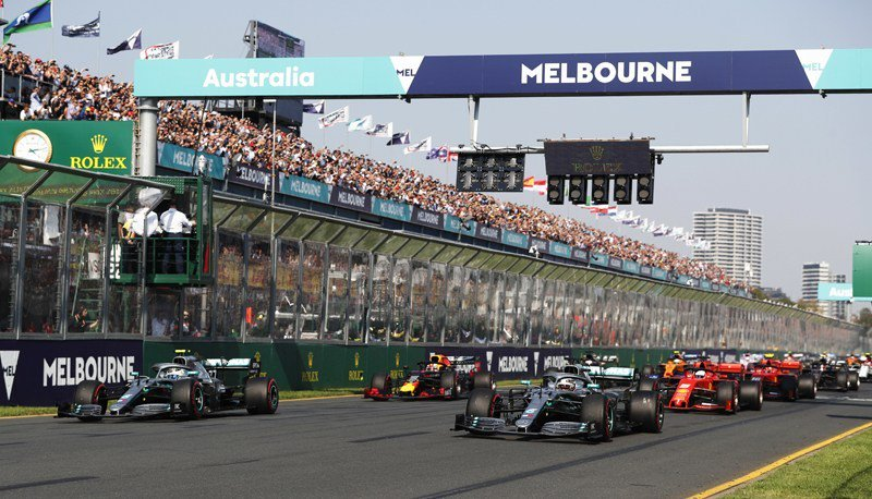 MotorworldHype's photo on #AustralianGP