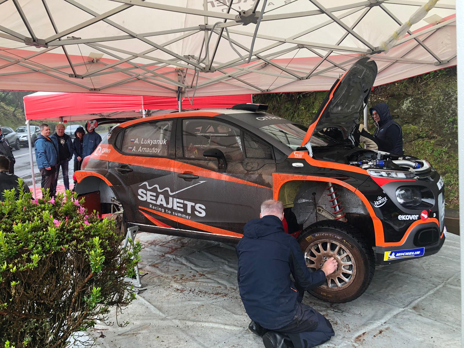 ERC: 54º Azores Rallye [21-23 Marzo] D18y2luX4AcgpJh