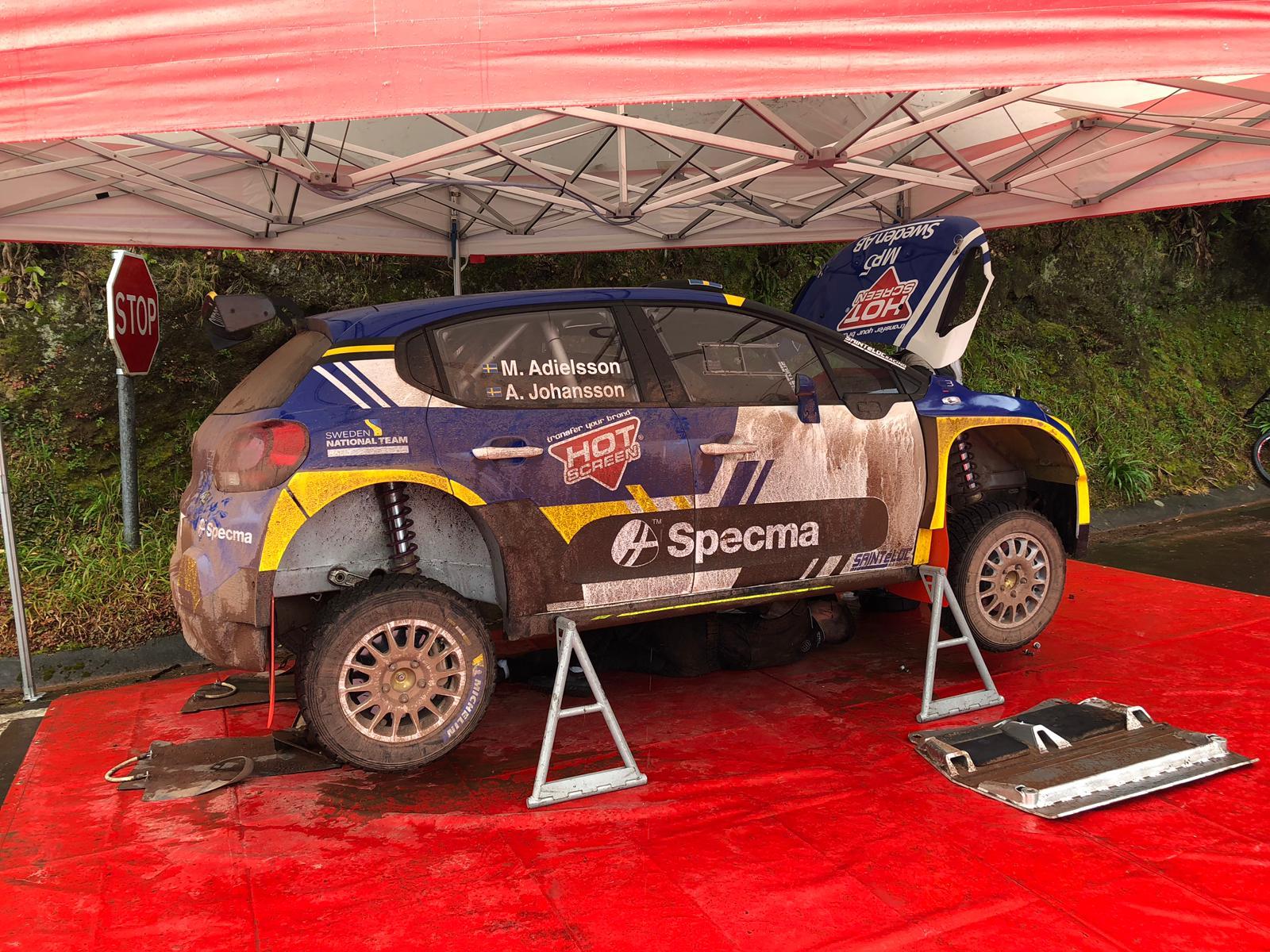 ERC: 54º Azores Rallye [21-23 Marzo] D18y2lvWsAE8S3x
