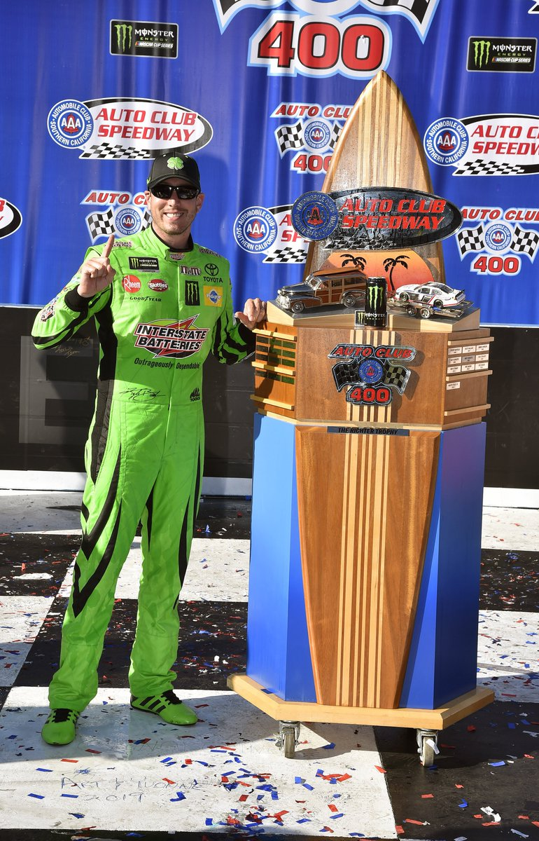 &quot;To win 200, I mean, whatever it means, it means a lot to me. &quot; @KyleBusch #MotivationalMonday   @NASCAR  https://www. nascar.com/video/franchis e/monster-energy-nascar-cup-post-race-reactions/busch-on-200th-win-it-feels-just-like-no-1/ &nbsp; … <br>http://pic.twitter.com/cQSfcxGiGx