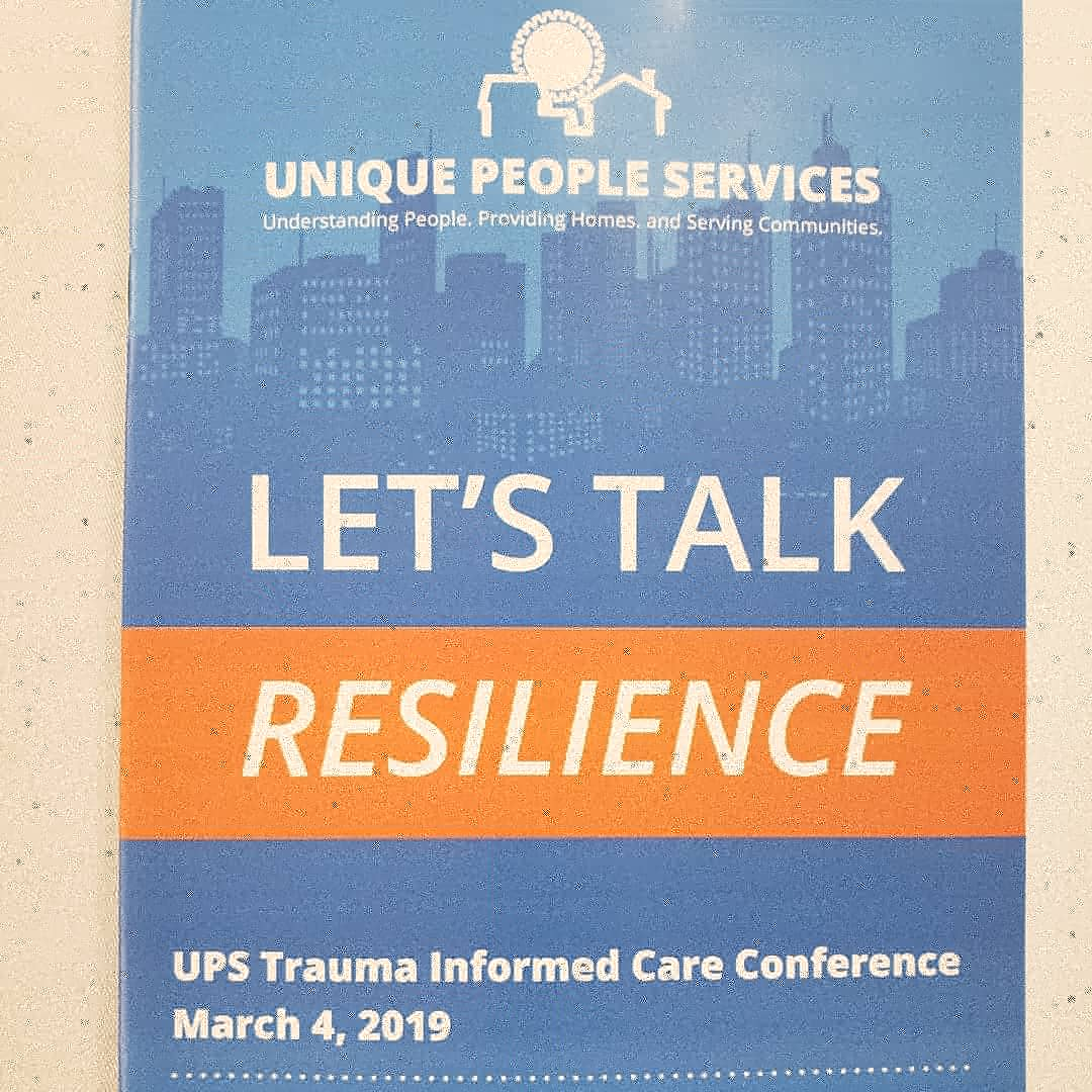Happening now: UPS 2nd Annual Trauma Informed Care conference with keynote by America's psychologist, @DrJeffGardere. Thank you to our sponsors @HealthfirstNY and @PonceBank! #WeAreUnique #TraumaInformedCare #BH365