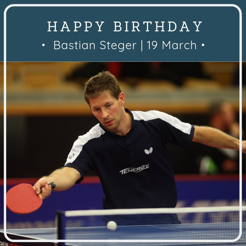 #HappyBirthday to Bastian Steger <br>http://pic.twitter.com/s1Kc2cEZLP
