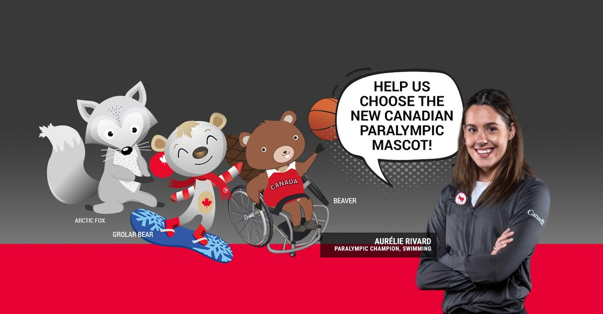 Have you heard?! The @CDNParalympics is launching a public poll to select an official mascot:  http:// games.paralympic.ca/news/canadian- paralympic-committee-launches-public-polling-select-official-mascot &nbsp; … <br>http://pic.twitter.com/IYEWLHj7eo