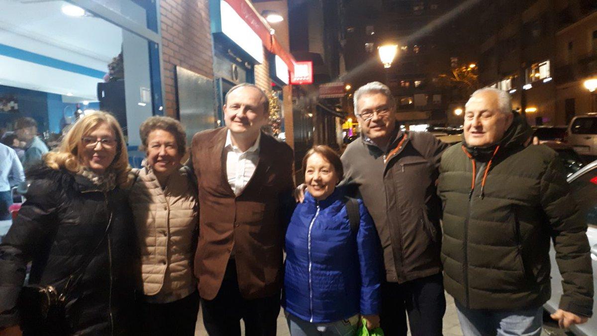 RT @CapitanTrune: ¡¡Los Mayores/Seniors tambien con Miguel Angel Redondo, como no podria ser de otra manera!! https://t.co/cidDQ2ixKm