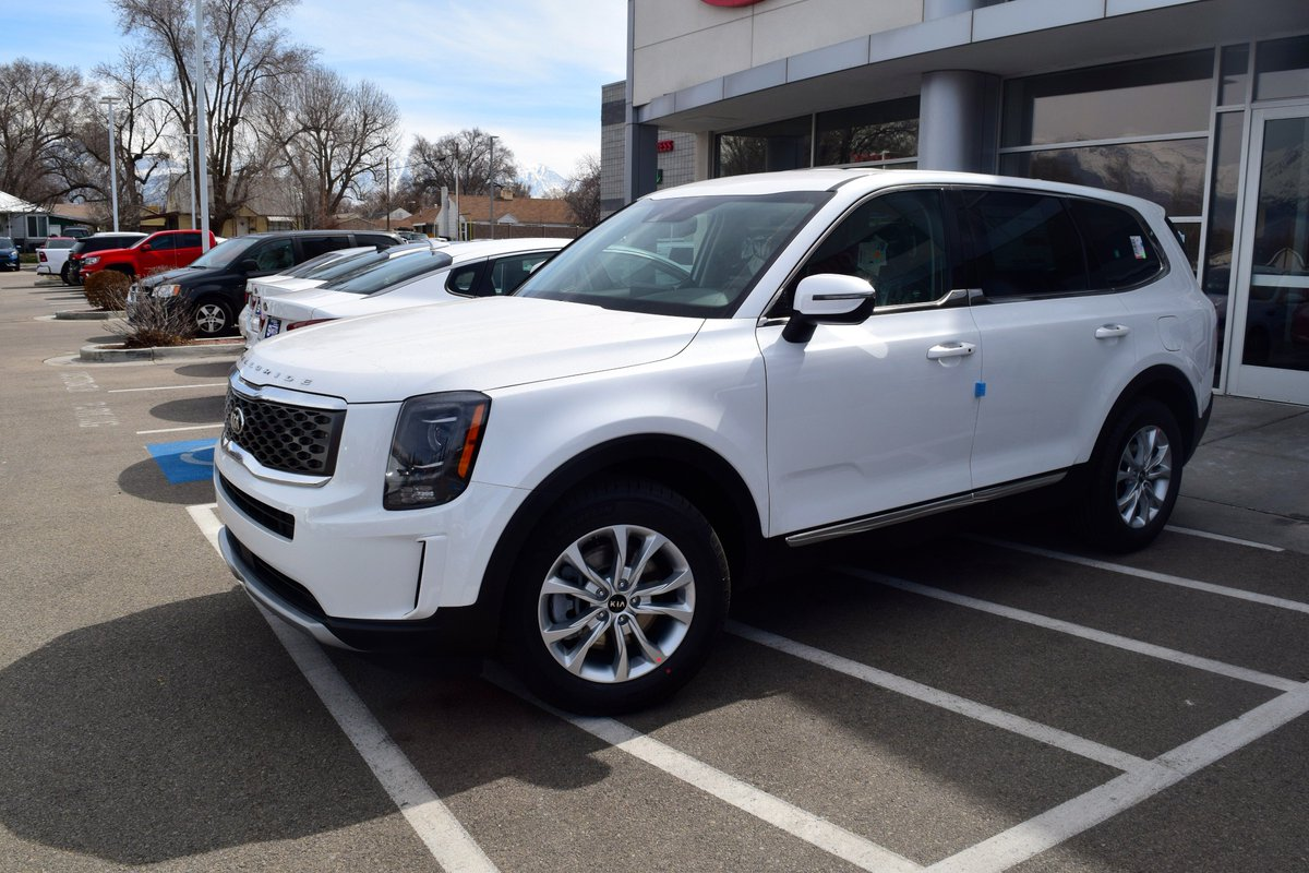 Kia S Brand New Suv The 2020 Telluride Has Arrived At Doug Smith In American Fork Pic Twitter M9ccq48ro2