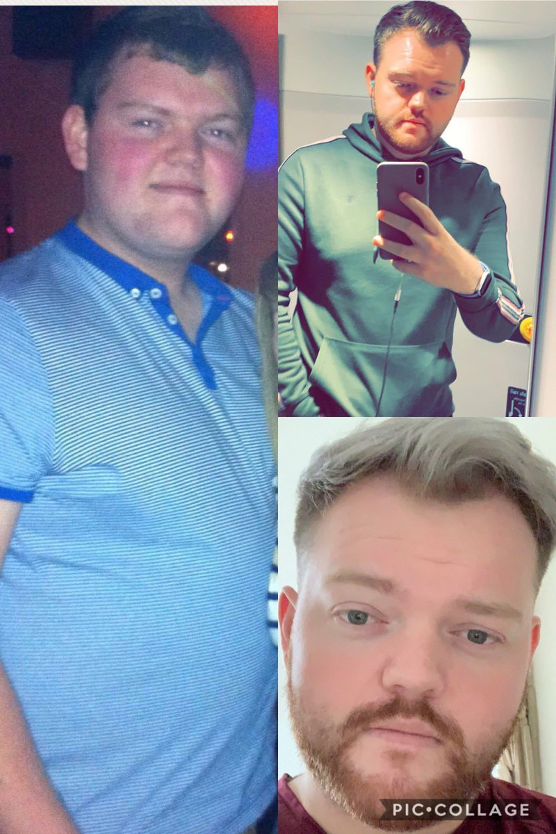 I was sad and anxious because of my weight. I was unhappy and I took the correct measures to push myself and lost 3 and a half stone.   Not achieved my goal yet but I feel even better with myself now, this helped me show myself and use a cam on stream  #MotivationalMonday <br>http://pic.twitter.com/ox64xuNB7E