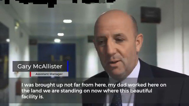 🎥 Gary McAllister spoke to @RangersTV after being inducted into the @nlcpeople Sporting Hall of Fame. https://t.co/ErZiMtJfmV