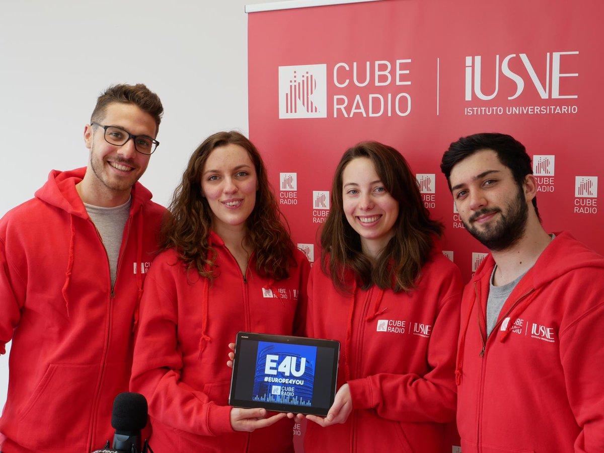#Venezia, la radio universitaria Iusve a Bruxelles...