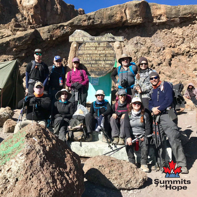 Wondering if you're up for the challenge of joining one of our climbs? Our climbers join us from all walks of life and levels of trekking experience. Whether its your first climb or your thirty-first, nearly anyone can climb with us. #motivationmonday #adventuretravel #teamwork