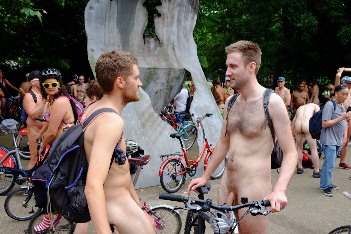 Bicycle buffs