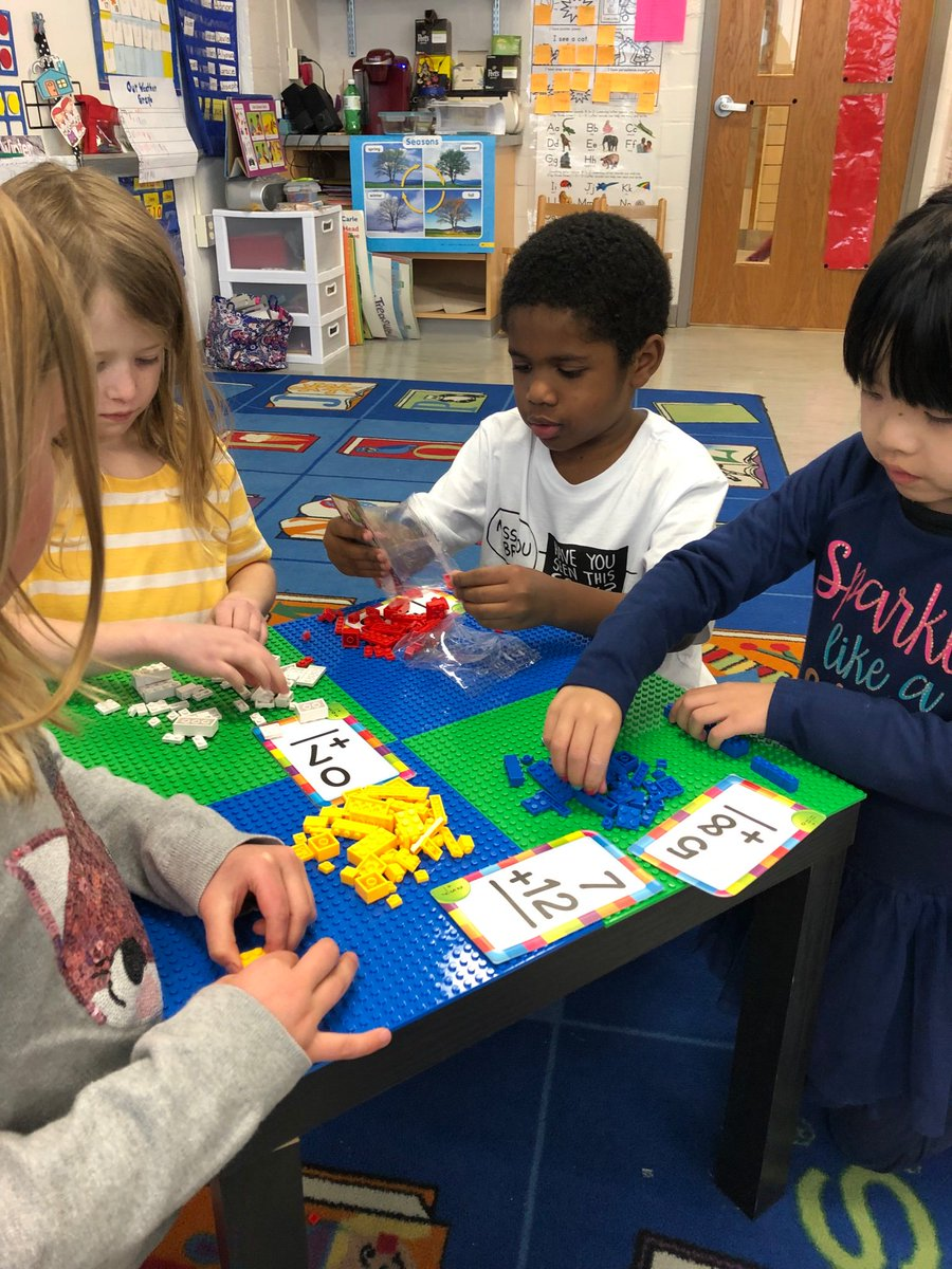 Solving Math problems on a Lego table makes the job lots of fun! <a target='_blank' href='http://twitter.com/AbingdonGIFT'>@AbingdonGIFT</a>  <a target='_blank' href='http://twitter.com/AbingdonES'>@AbingdonES</a> <a target='_blank' href='https://t.co/vCWvTd3fQb'>https://t.co/vCWvTd3fQb</a>