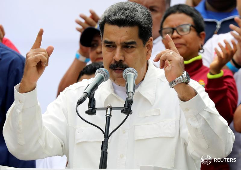 #Venezuela's @NicolasMaduro plans 'deep restructuring' of government: VP https://reut.rs/2FiVuZt