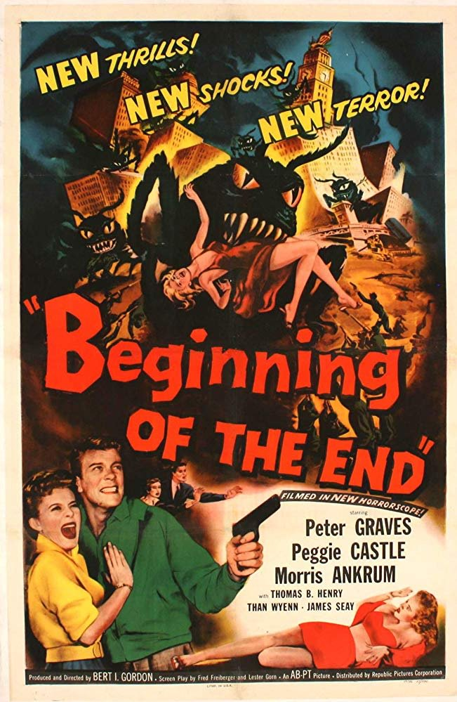 @ChristineML1 Star of Beginning of the End (1957)  #svengoolie https://t.co/1aEWnSyDzM