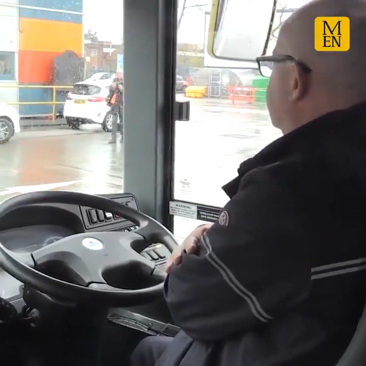 Driverless buses have been tested in Manchester - this is what it was like https://www.manchestereveningnews.co.uk/news/greater-manchester-news/driverless-buses-coming-to-manchester-15991759…