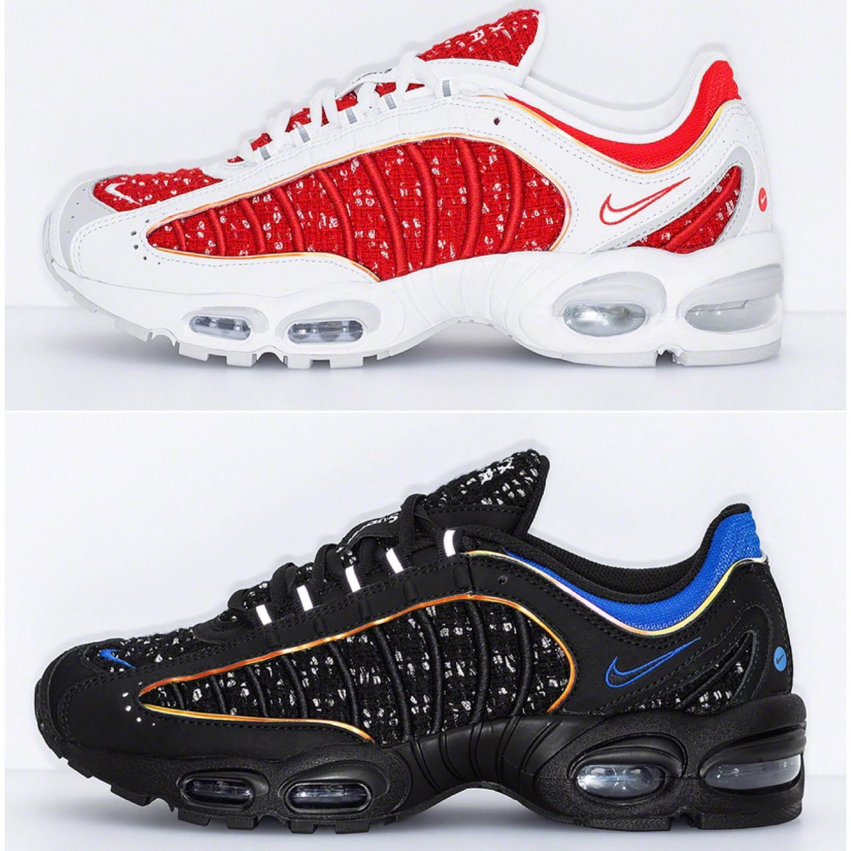 48ae20c6d0719 More info about what else is releasing this week to coming soon! What  colorway do you prefer out of these two pic.twitter.com hLRaxRsCcC