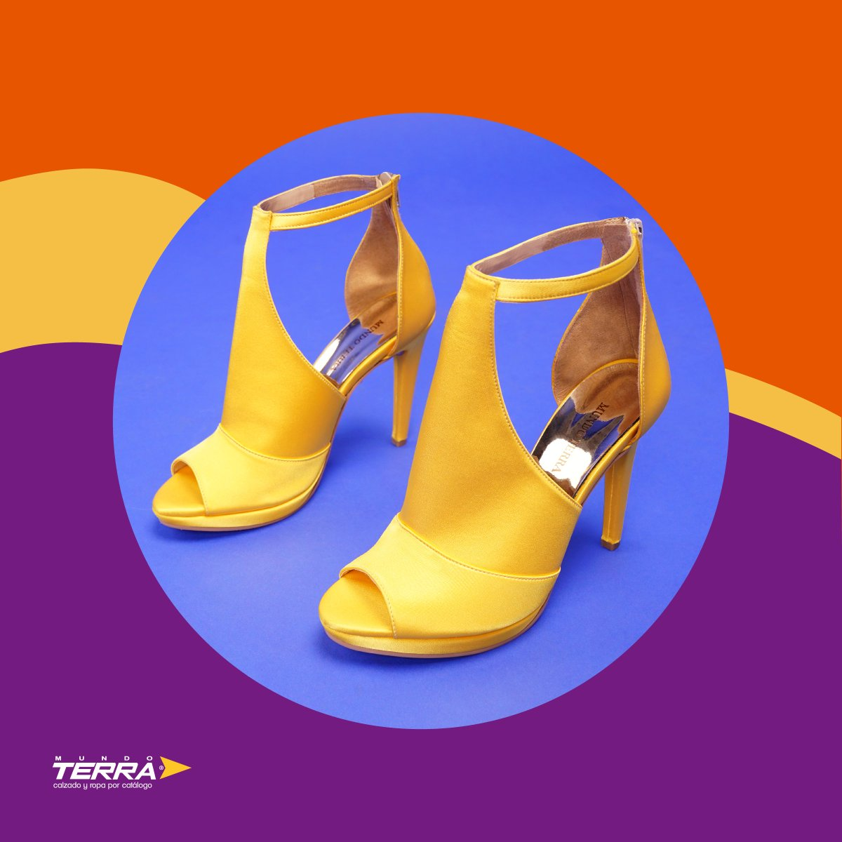 Hola, te presento a tu nuevo par favorito ;)  #mundoterra #heels #shoes #loveshoes https://t.co/BUAObe7eIm