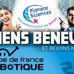 Image for the Tweet beginning: Rejoins l'équipe bénévole @PlaneteSciences de