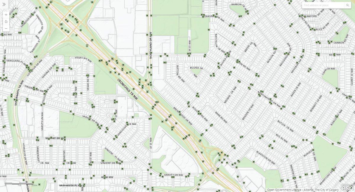 City Of Calgary Interactive Map City of Calgary on Twitter: