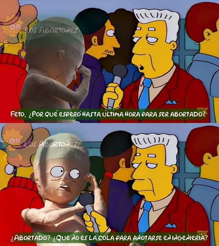 Oh noo #AbortoLegalYa #ingeniería #Memes<br>http://pic.twitter.com/GpK4Bog9D4