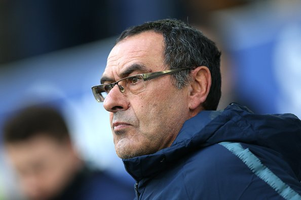 Sky Sports News's photo on Sarri