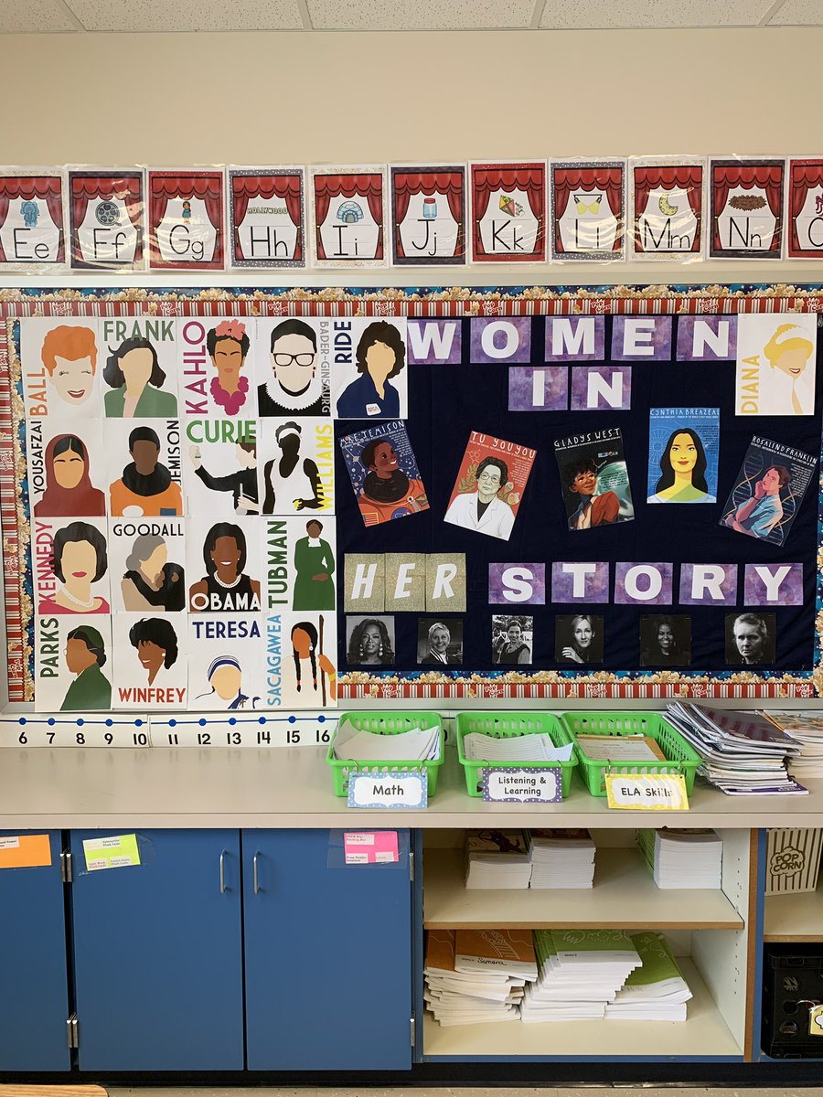 Added some pizazz to my #InternationalWomensDay bulletin board. Loving this board. Each day, the kids learn about a different woman who did something wonderful for their country (and the world) #jpsny<br>http://pic.twitter.com/q4c1OTflZY