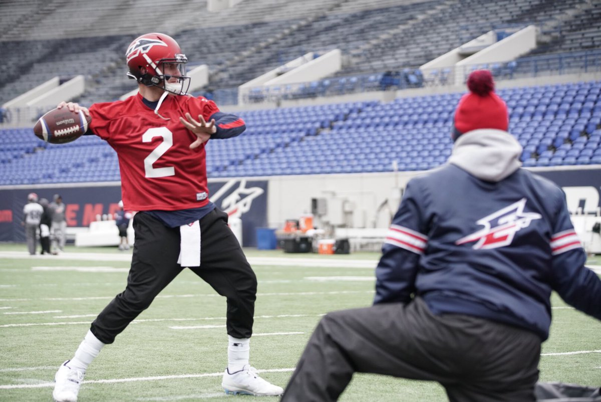 Photo: Johnny Manziel Has Officially Arrived To The AAF
