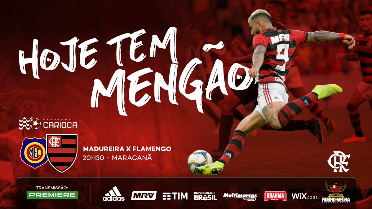 Flamengo's photo on Muñiz