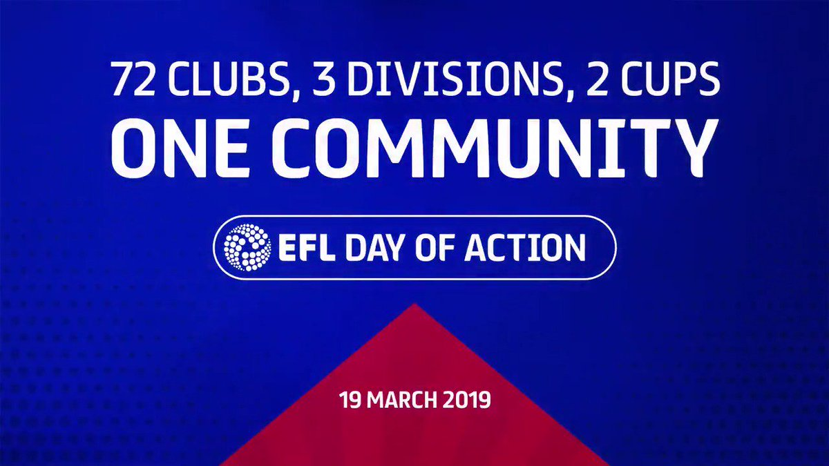 EFL's photo on #EFLDayofAction