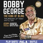 Image for the Tweet beginning: The King of bling #BOBBYGEORGE