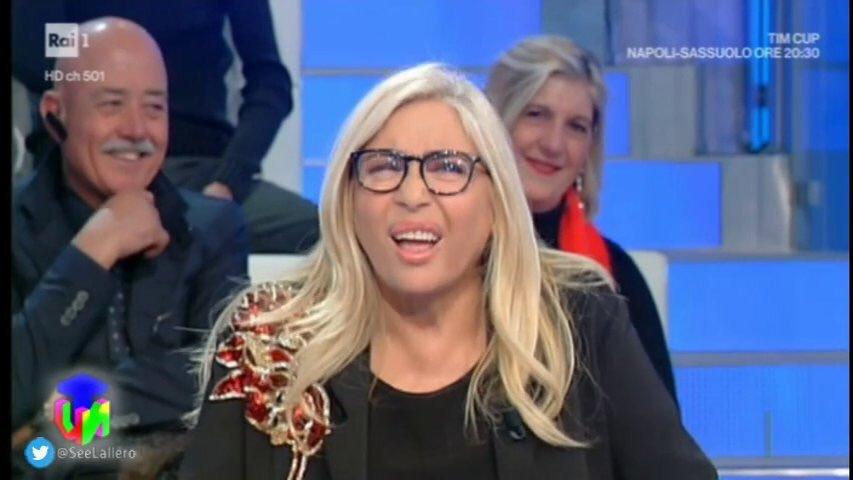 Paola.'s photo on #Amici18