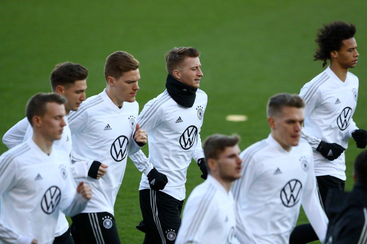 Германия - Сербия. Прогноз на товарищеский матч - изображение 1