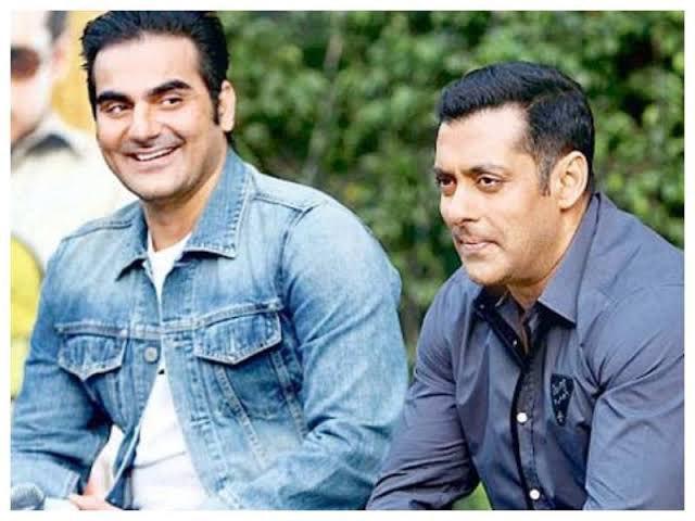 Arbaaz: Bhai, suna hai Mukesh Ambani ne Anil ko... Salman: Sochna bhi mat...