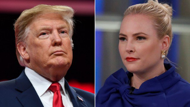"Meghan McCain says President Trump ""will never be a great man"" https://cnn.it/2TT7BVe"