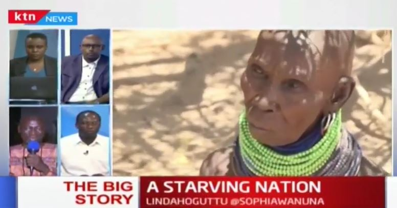 Josephat Nanok: We have asked them to unlock all money that was allocated for water projects that have stalled in Turkana. We will get around 700-800m that will help us provide food and water for the next three months. Government has also allocated sh2b @lindahoguttu #TheBigStory