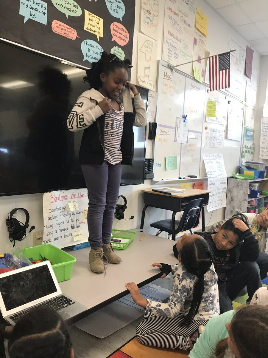 Our student had a big a-ha moment about the book Because of Winn Dixie so she got to stand on the low table to share! <a target='_blank' href='http://twitter.com/AbingdonGIFT'>@AbingdonGIFT</a> <a target='_blank' href='https://t.co/ts8W2Rl80i'>https://t.co/ts8W2Rl80i</a>