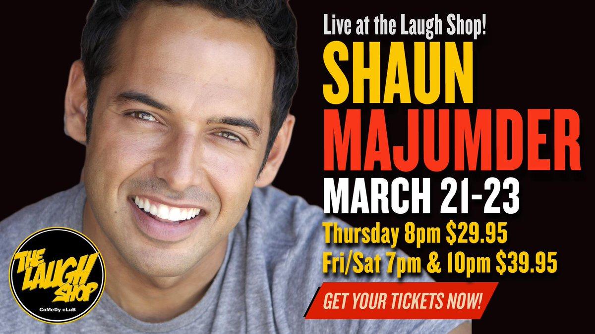 Watch Shaun Majumder video