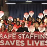 Image for the Tweet beginning: ACTION ALERT: #Nurses in Illinois