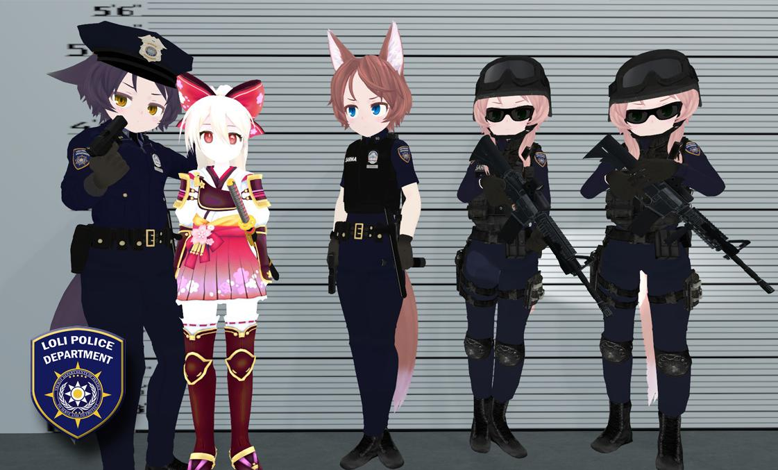 Loli Police Department on Twitter: