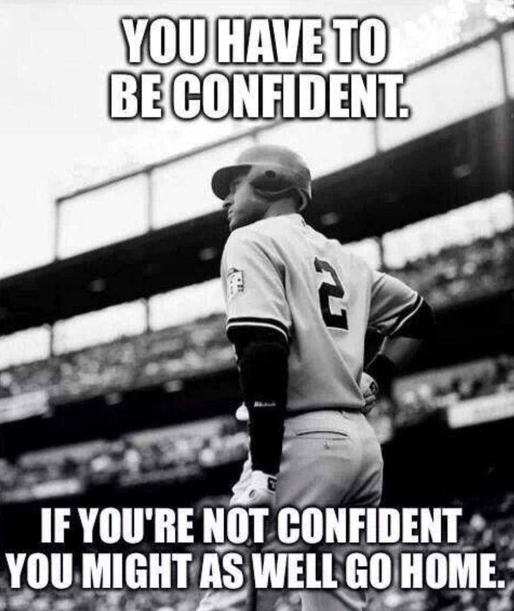 Hard work produces better results. Good results produce confident. Get better everyday.