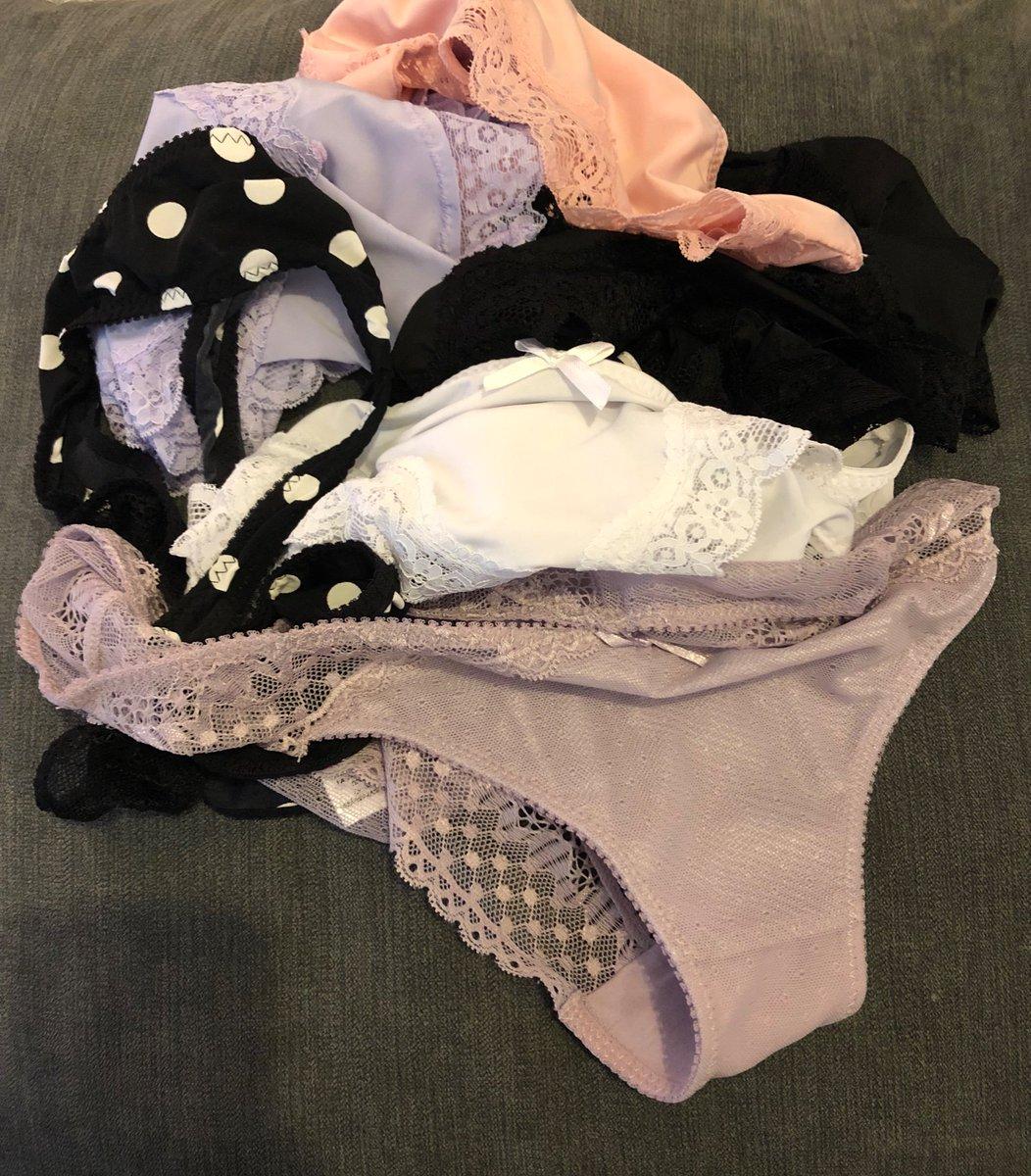Sell used undies