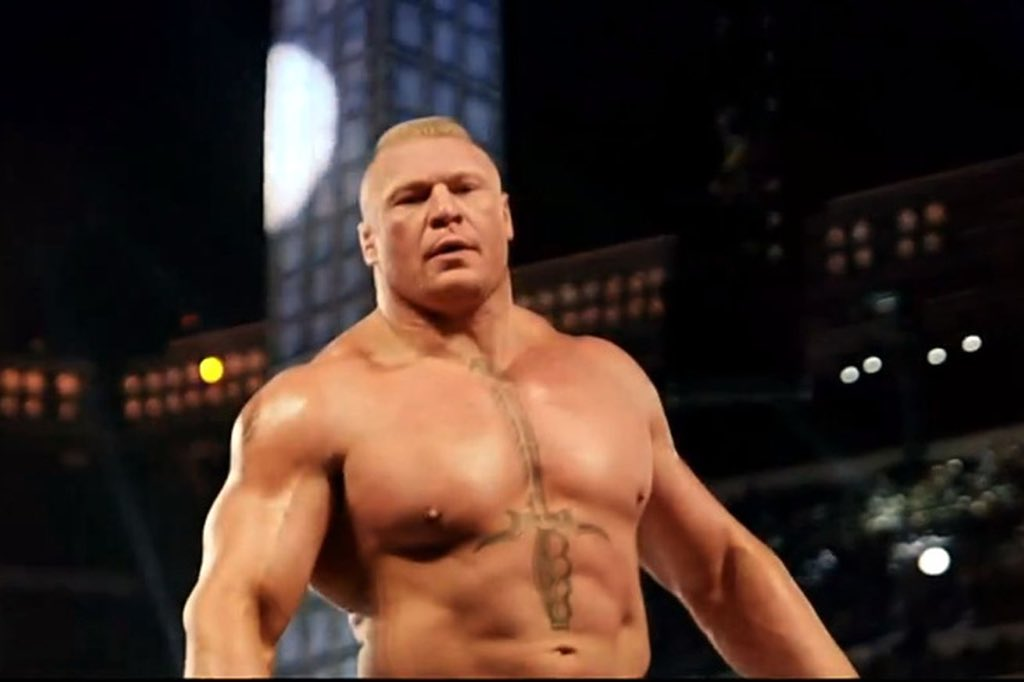 News:   Another Big Name Being Mentioned As Possibly Moving To #SmackDown When The Show Moves To FOX Is Brock Lesnar. This Is All Part Of The Plan To Give SmackDown More Of A Sports Like Presentation As WWE And FOX Continue To Make Big Plans For The Blue Show