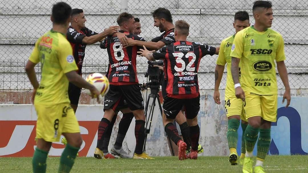 Superliga Argentina English's photo on San Lorenzo