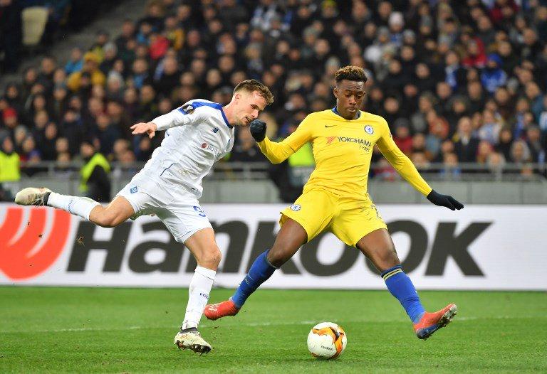 Contrapunto's photo on La UEFA