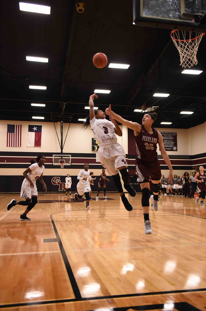 Congrats to Freshman #3  Savannah Velazquez for being selected to the UIL All-Region Team. Keep growing and getting better kid!! https://t.co/j2RReHo7VT