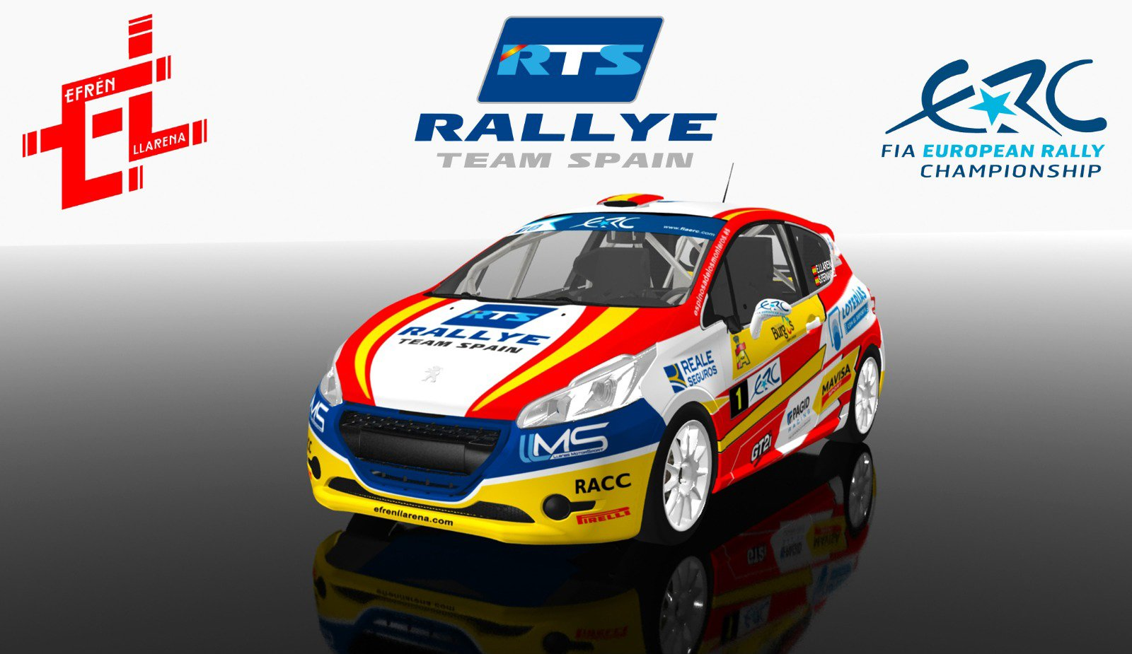 FIA European Rally Championship: Temporada 2019 - Página 3 D19yfpvW0AAneJF