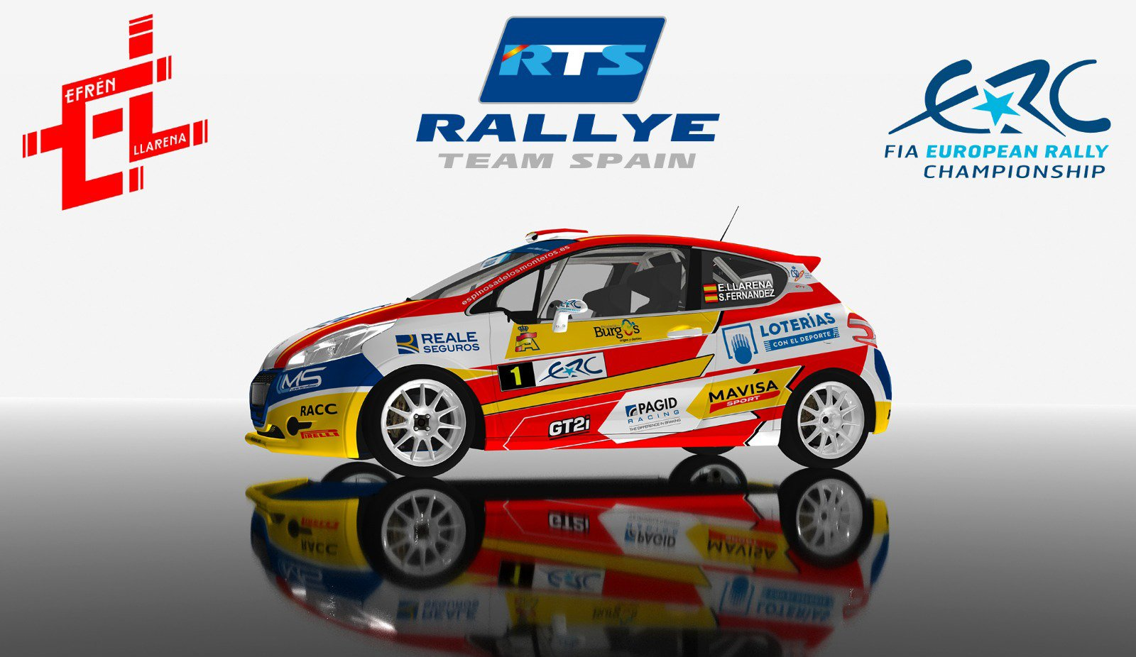 FIA European Rally Championship: Temporada 2019 - Página 3 D19ygIbX0AI52JU