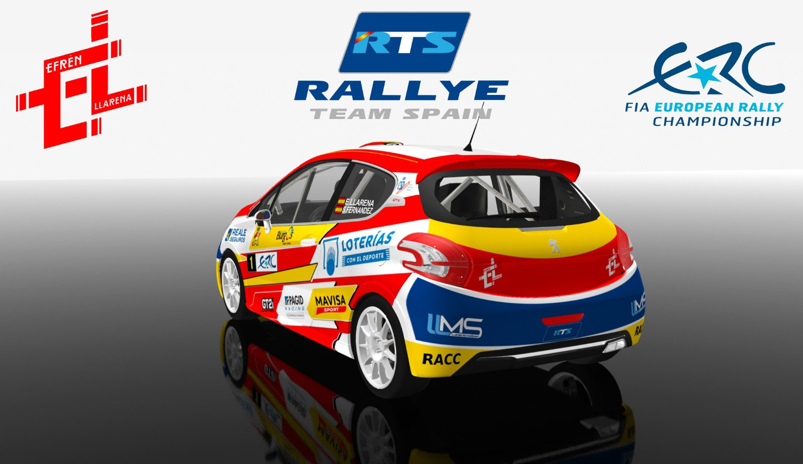 FIA European Rally Championship: Temporada 2019 - Página 3 D19yglIW0AA6qmK