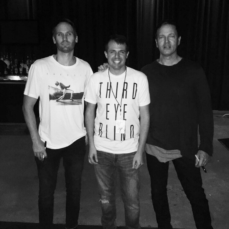 Third Eye Blind On Twitter Today Our Community Is Struck
