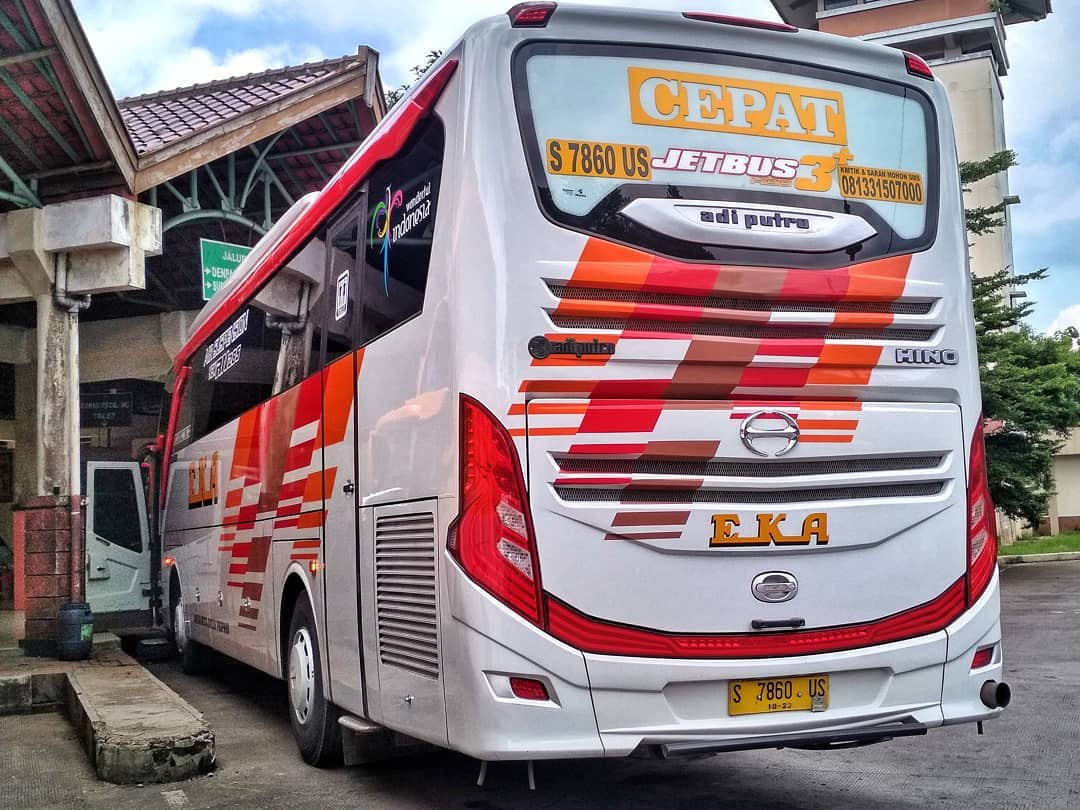 Noped On Twitter Po Eka New Jetbus 3 Hdd Hino Rn285 J08e